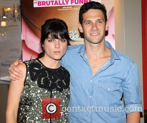 Selma Blair and Justin Bartha 1