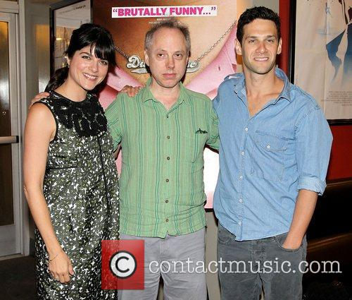 Selma Blair, Justin Bartha and Todd Solondz 2