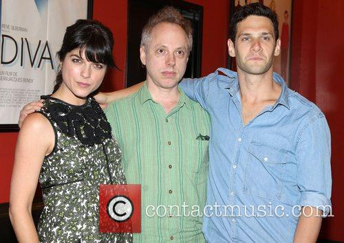 Selma Blair, Justin Bartha and Todd Solondz 7