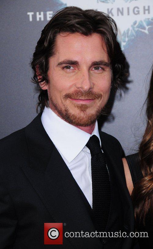 Christian Bale DKR