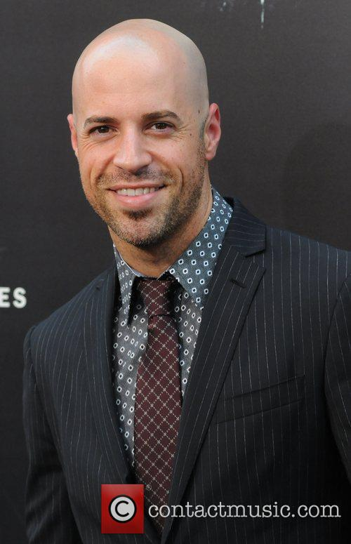 Chris Daughtry and Russell Simmons 1