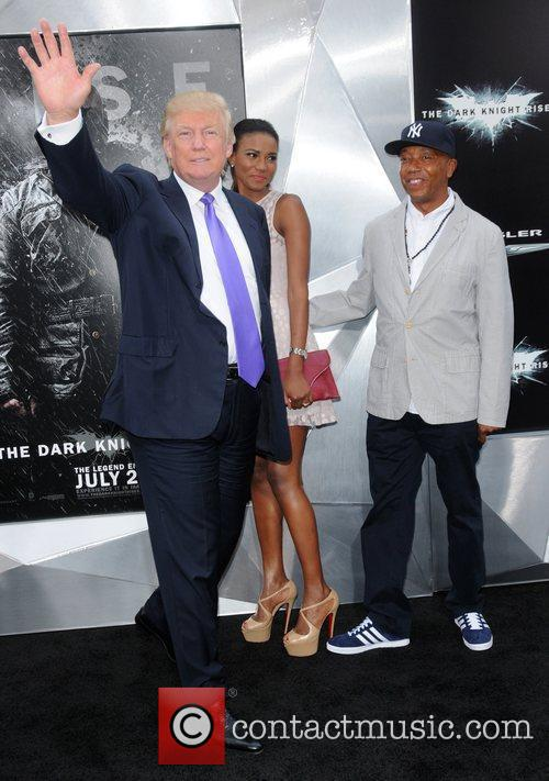 Donald Trump and Russell Simmons 1