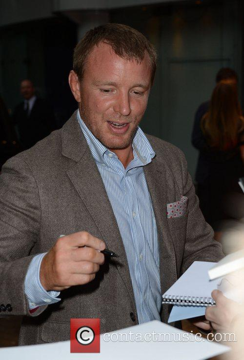 Guy Ritchie and Odeon West End 4