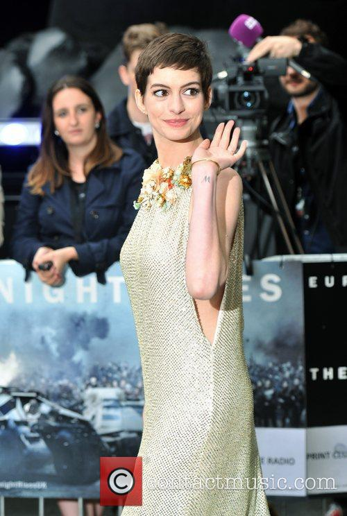 anne hathaway the european premiere of the 5880563