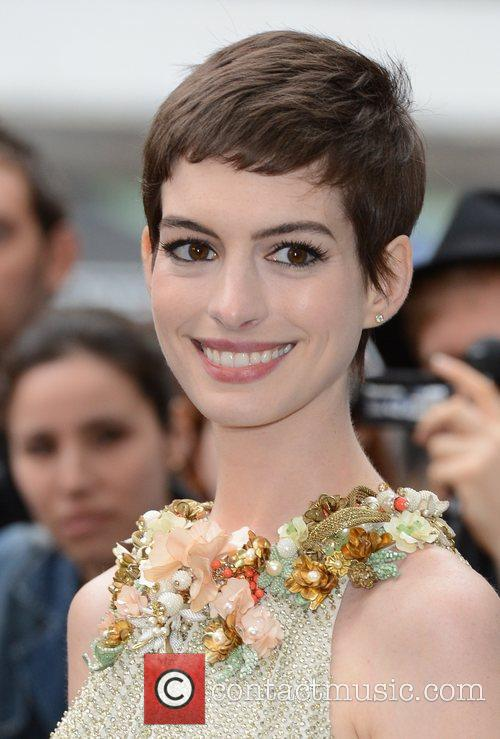 anne hathaway the european premiere of the 5880718