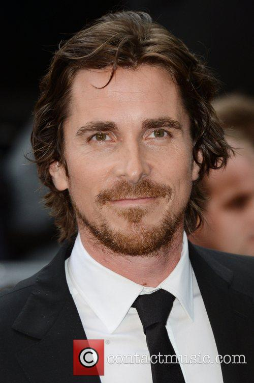 Christian Bale, Dark Knight Rises European Premiere