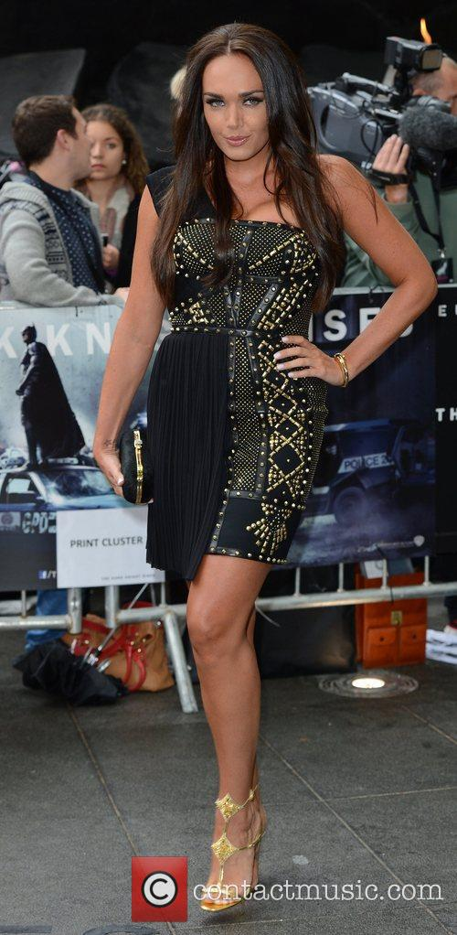 Tamara Ecclestone and Odeon West End 3