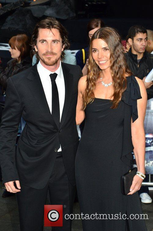 christian bale and wife the european premiere 5880736