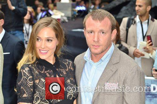 Guy Ritchie and Odeon West End 7