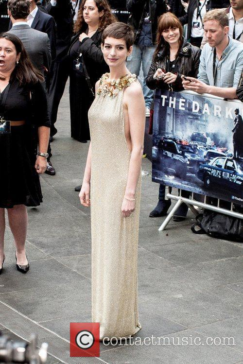 anne hathaway the european premiere of the 5880757
