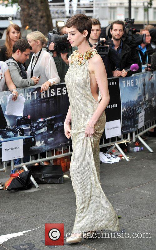 anne hathaway the european premiere of the 3995955