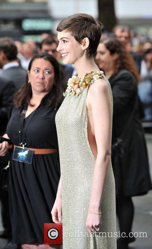 anne hathaway the european premiere of the 3995958