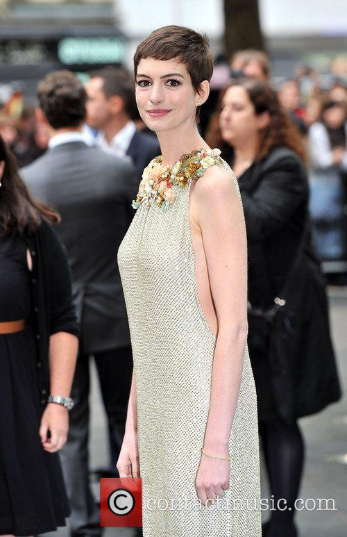 anne hathaway the european premiere of the 3995963