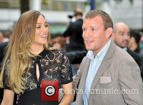 Guy Ritchie and Odeon West End 9