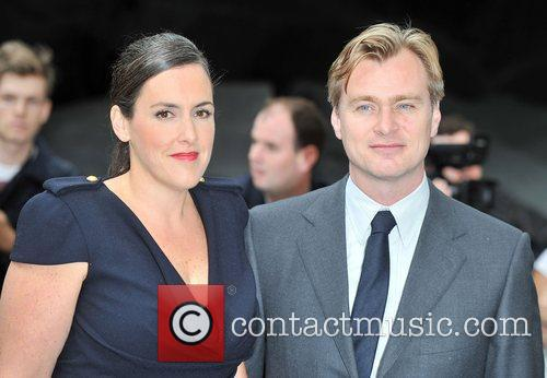 Christopher Nolan and Emma Thomas 3
