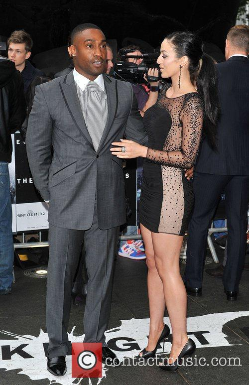 Simon Webbe and Odeon West End 8