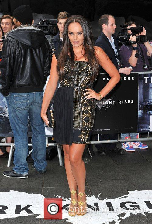 Tamara Ecclestone and Odeon West End 2