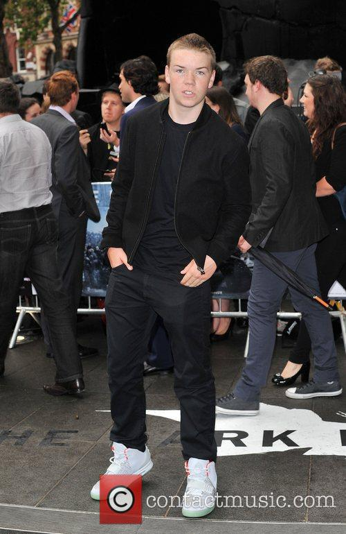 Will Poulter and Odeon West End 3