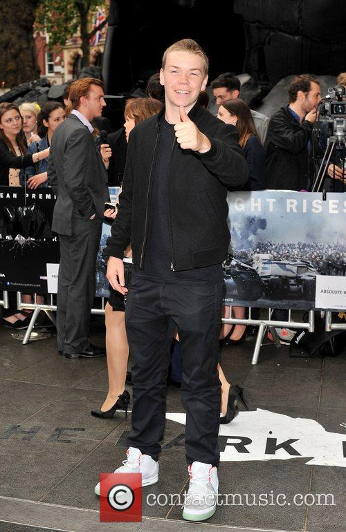 Will Poulter and Odeon West End 4