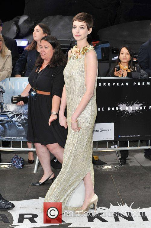 anne hathaway the european premiere of the 3996029