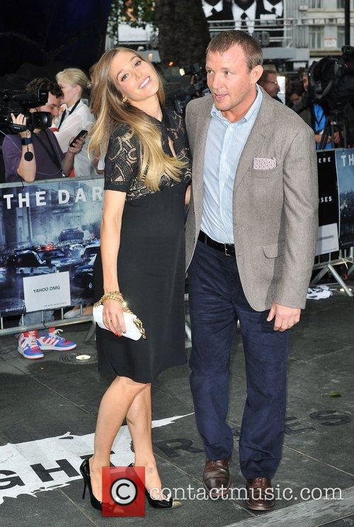 Guy Ritchie and Odeon West End 11