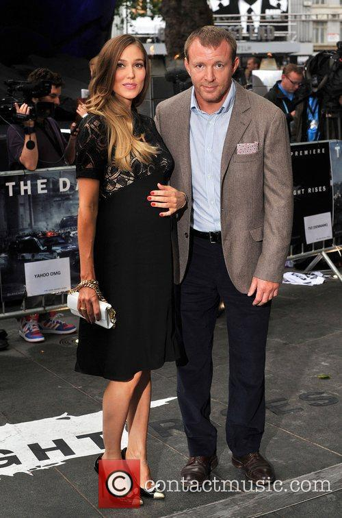 Guy Ritchie and Odeon West End 13