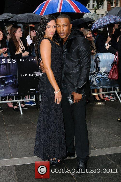 ashley walters the european premiere of the 3996641
