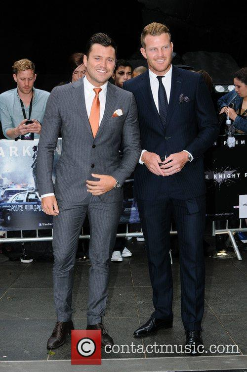 Mark Wright and Odeon West End 1