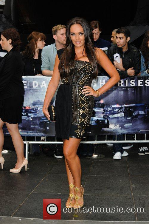 Tamara Ecclestone and Odeon West End 4