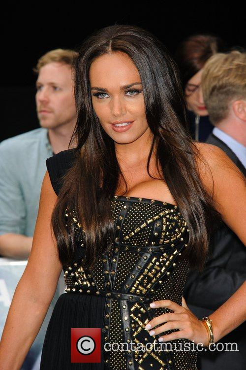 Tamara Ecclestone and Odeon West End 1