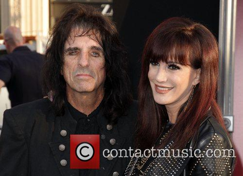 Alice Cooper and Grauman's Chinese Theatre 2
