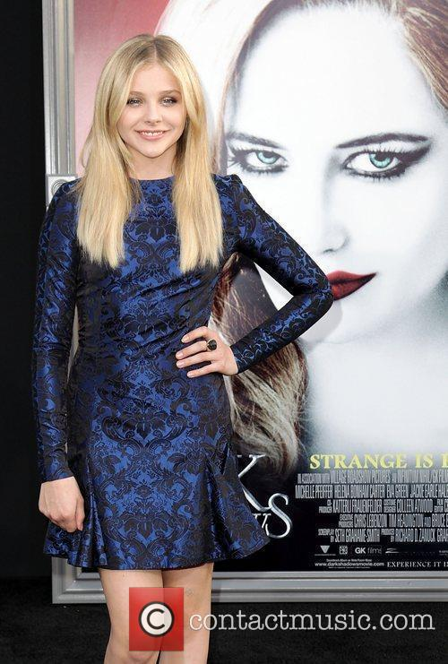 Chloe Moretz and Grauman's Chinese Theatre 3