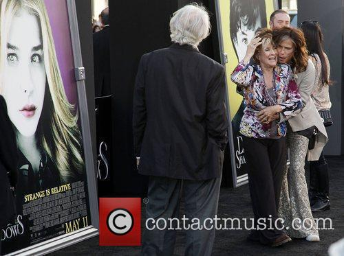 Cloris Leachman, Steven Tyler and Grauman's Chinese Theatre 6
