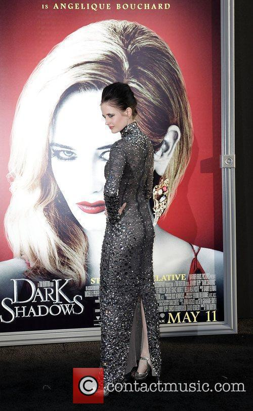 Eva Green and Grauman's Chinese Theatre 4