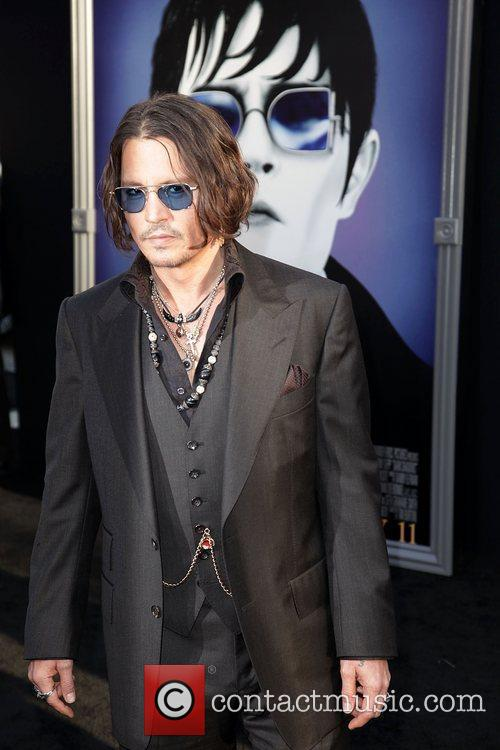 Johnny Depp and Grauman's Chinese Theatre 4