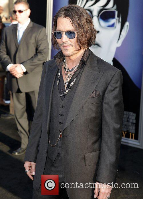 Johnny Depp, Grauman's Chinese Theatre