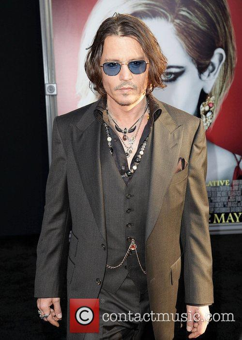 Johnny Depp and Grauman's Chinese Theatre 11