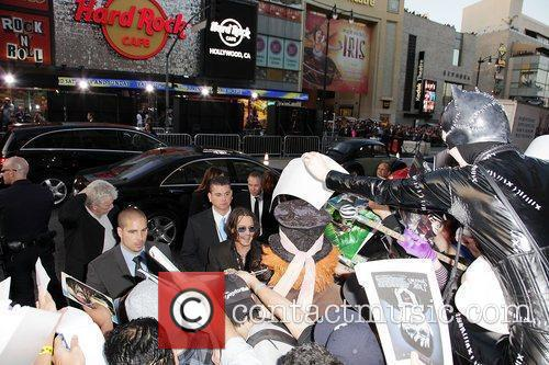 Johnny Depp and Grauman's Chinese Theatre 12