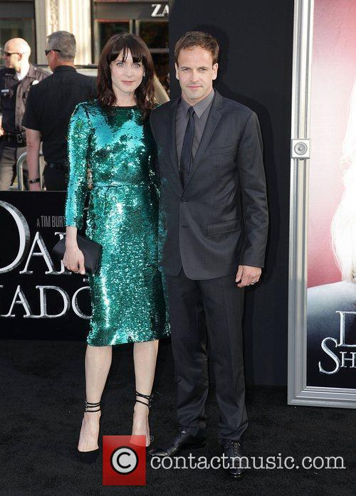 Michele Hicks, Jonny Lee Miller and Grauman's Chinese Theatre 1