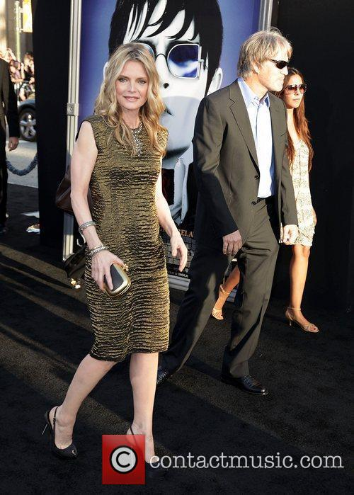 Michelle Pfeiffer, David E Kelley, Grauman's Chinese Theatre