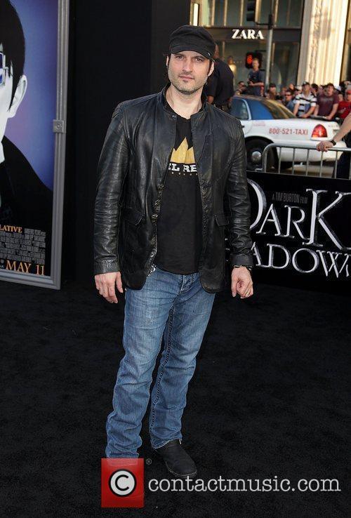 Robert Rodriguez Dark Shadows Premiere at Grauman's Chinese...