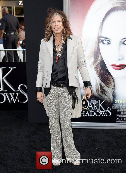 Steven Tyler and Grauman's Chinese Theatre 6