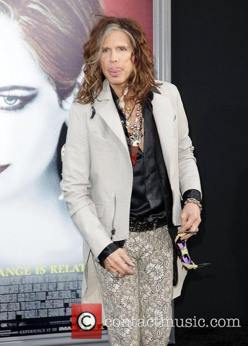 Steven Tyler and Grauman's Chinese Theatre 7