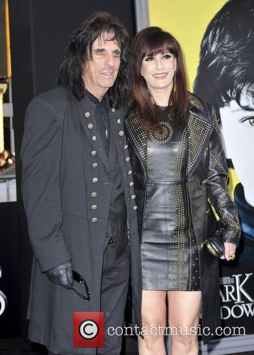 Alice Cooper and Grauman's Chinese Theatre 4