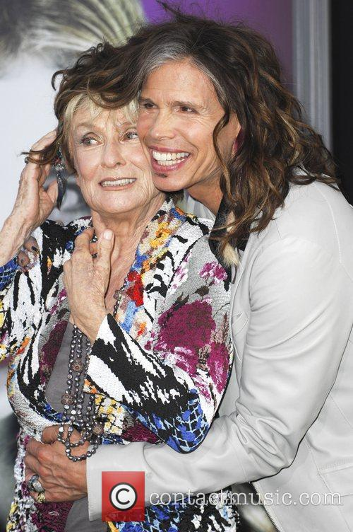 Cloris Leachman, Steven Tyler and Grauman's Chinese Theatre 7