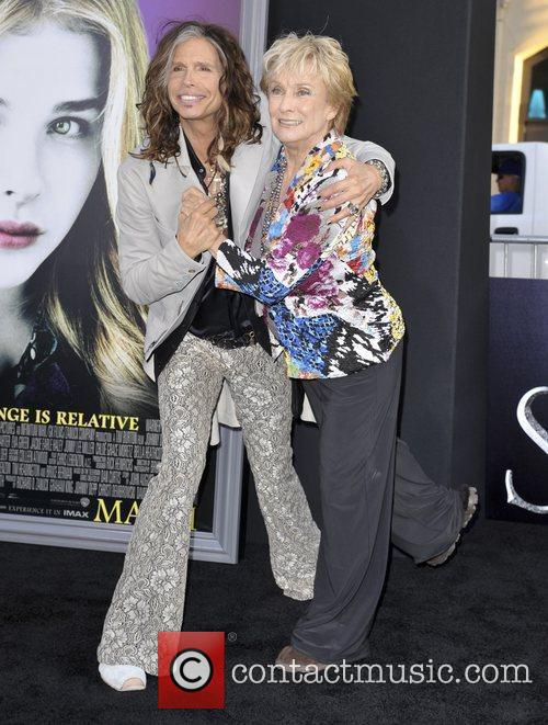 Cloris Leachman, Steven Tyler and Grauman's Chinese Theatre 8