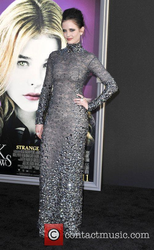 Eva Green and Grauman's Chinese Theatre 8