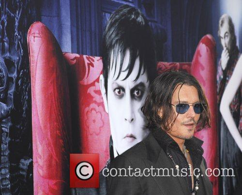 Johnny Depp and Grauman's Chinese Theatre 2