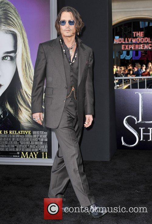 Johnny Depp and Grauman's Chinese Theatre 3