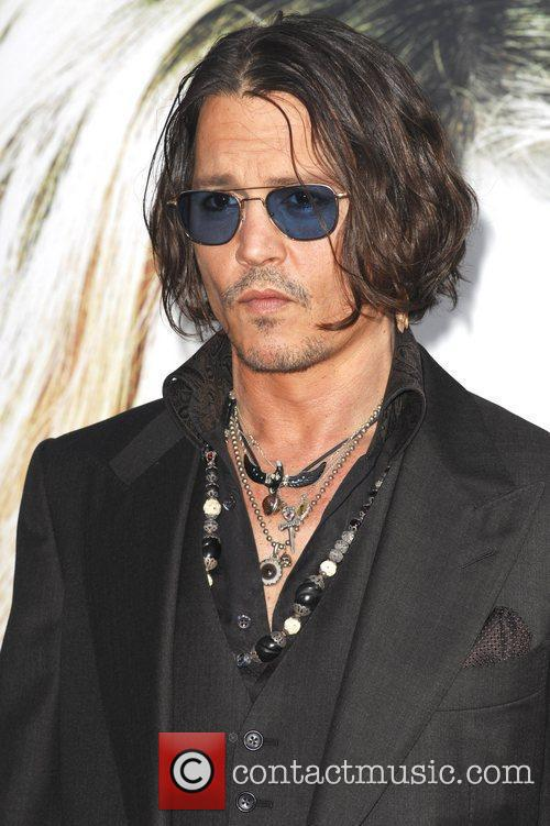 Johnny Depp and Grauman's Chinese Theatre 8